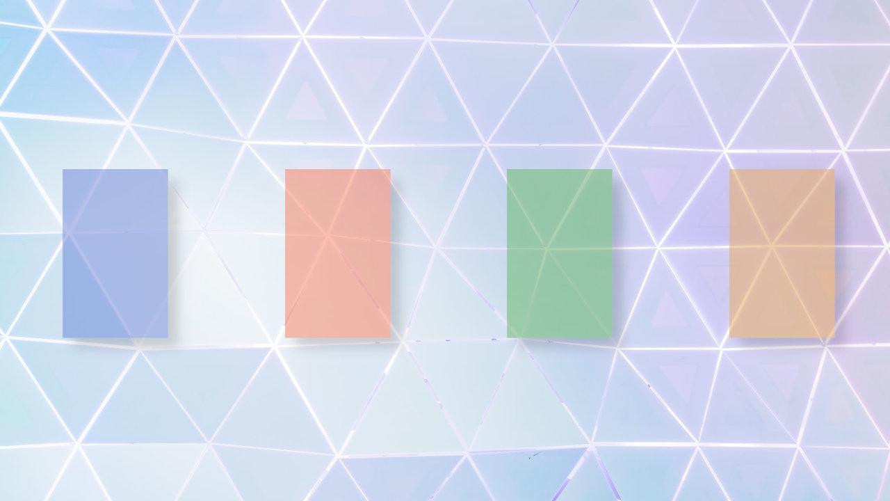 GIMP – 整列ツールを使ってレイヤーをキレイに配置する