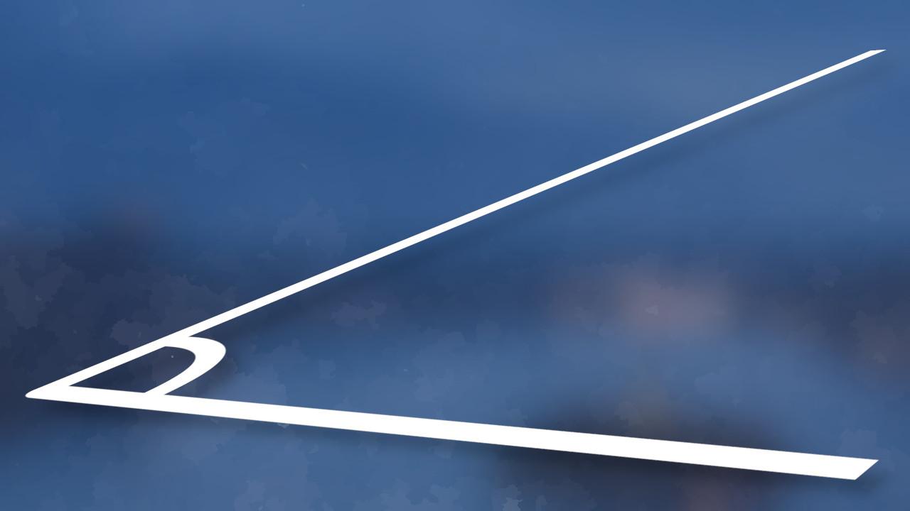 GIMPで簡単に水平な直線・斜め線を引く方法