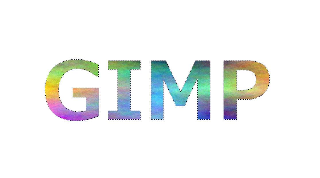 GIMPのロゴ